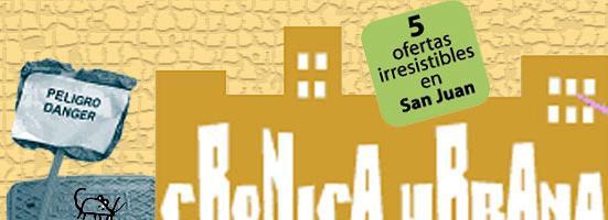 Crónica urbana el blog
