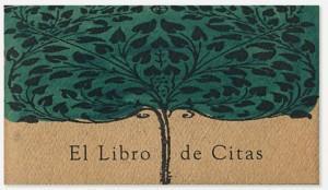 el_libro_de_citas_Javier Martinez_cronicaurbana