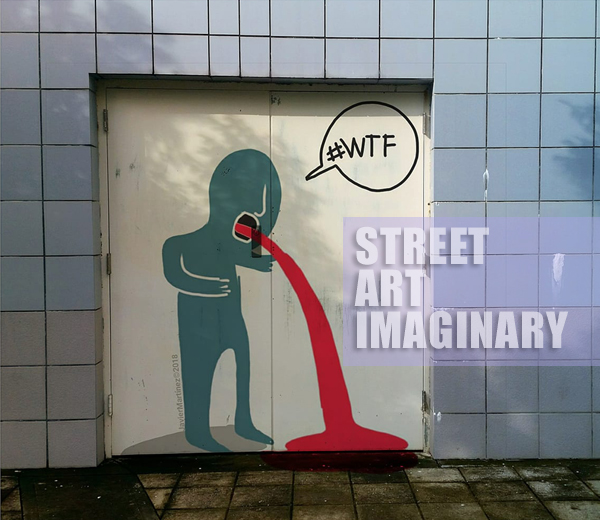 Street art imaginary